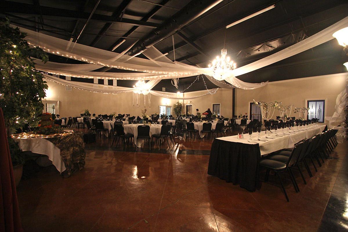 Banquet Room Rental Tax